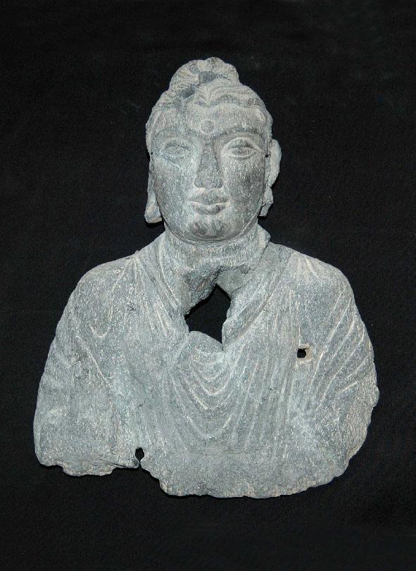 Reconstruction des statues du Musée de Kaboul