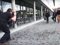 Shooting à la Fac!