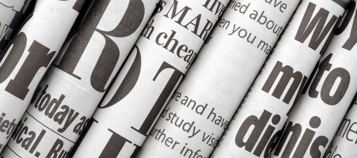 Revue de presse – juin et juillet 2016