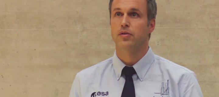 Un Fribourgeois à la conquête de l'espace