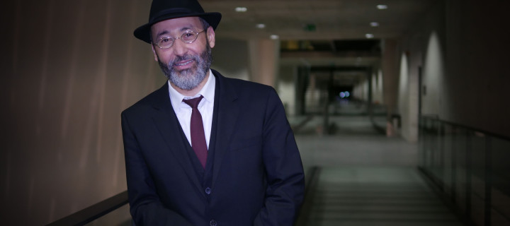 Tareq Oubrou, imam atypique et serein