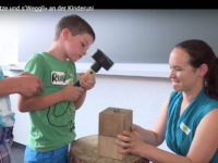 «Dr Batze und s'Weggli» an der Kinderuni