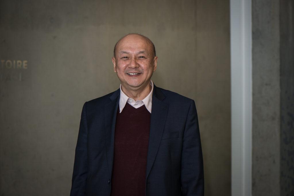 Den Huan Hooi, directeur du Technopreneurship Center de Singapour