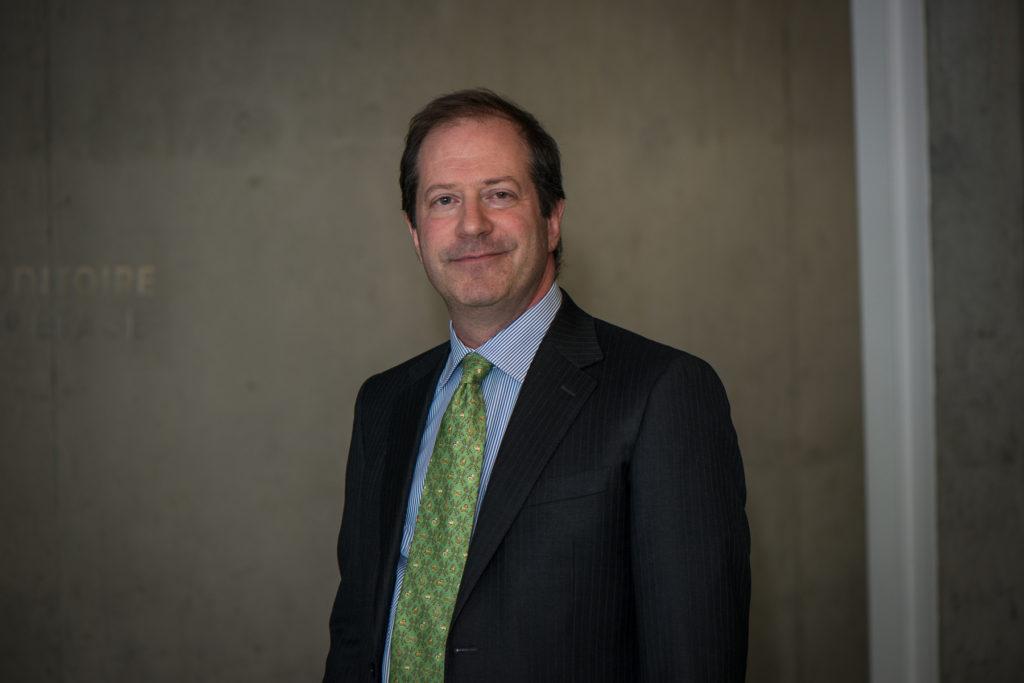 Eliav Haskal, responsable transfert technologies et innovation, NCCR Bio-Inspired Materials