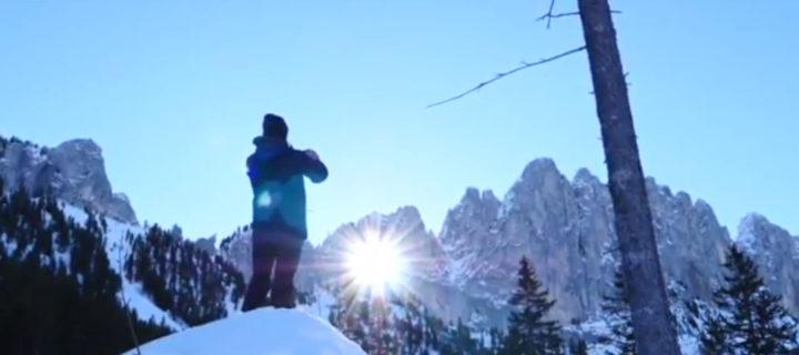 Sur nos monts, quand le soleil…