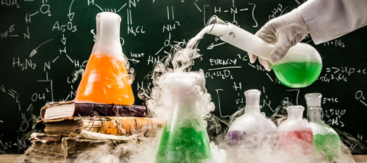 Frauenpower in der Naturwissenschaft