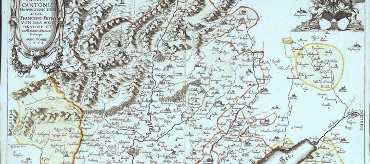 François-Pierre von der Weid: cartographe compulsif