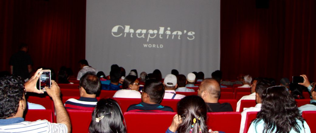 Chaplins'World et Coupe du monde