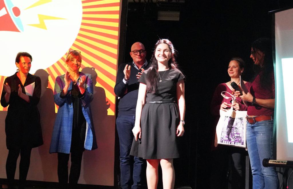 Prix du public 2019: Isabela Stoian