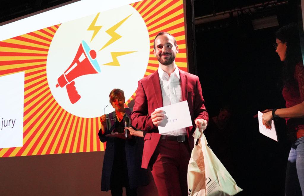2e prix du jury: Arnaud Constantin