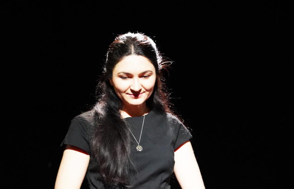 1er prix du jury: Isabela Stoian