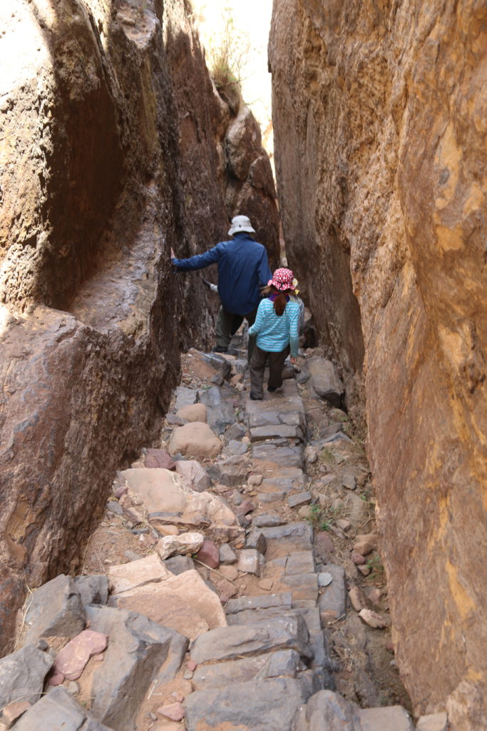 Excursion touristico-géologique