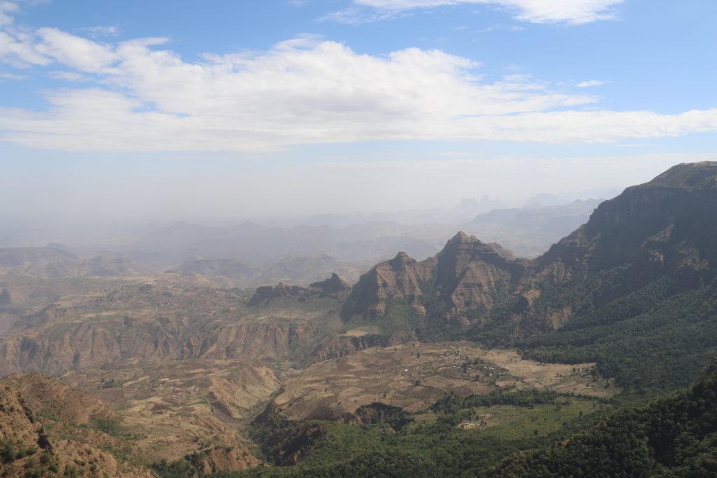 Monts Simien