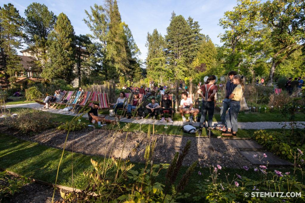 Les Digitales 2019 by STEMUTZ, Jardin botanique Fribourg, 14.09.