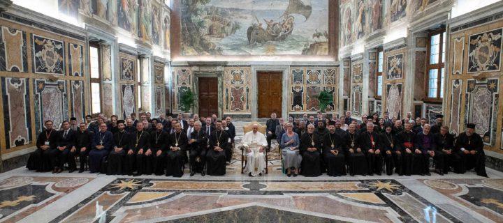 «Les Eglises orientales interpellent Rome grâce à leur différence»