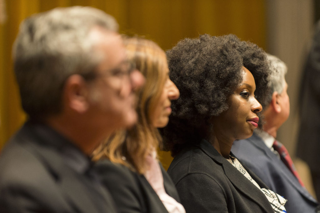 Chimamanda Ngozi Adichie, docteure h.c. de la Faculté des lettres et sciences humaines
