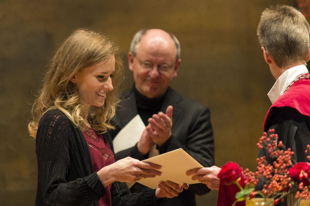 Sarah Bechaalany, prix Vigner de la Faculté de droit