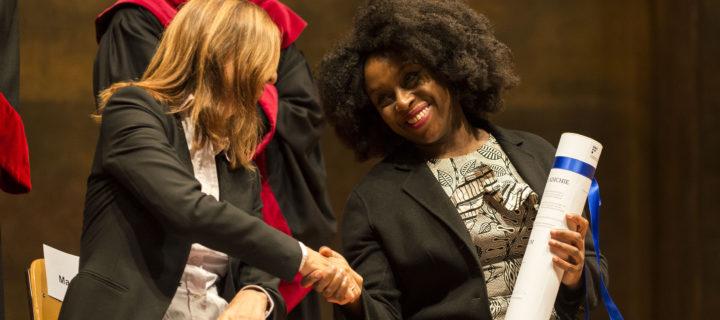 Chimananda Ngozi Adichie a fait salle comble