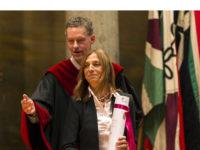 Dies academicus: Première femme honorée par la Faculté des SES
