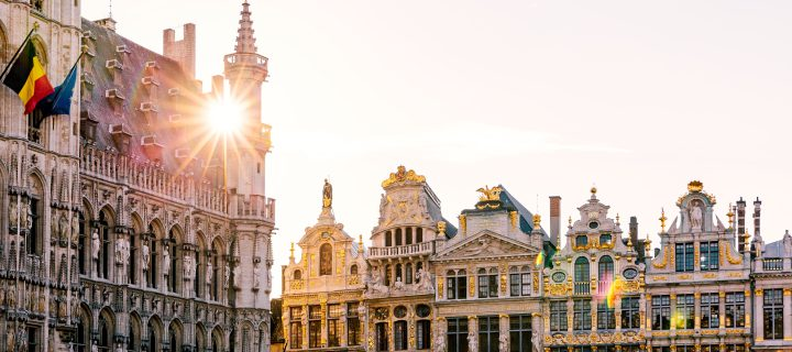 Brüssel, wir kommen!