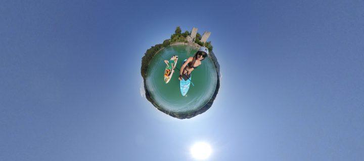 Que faire à Fribourg en plein été? (vidéo 360°)