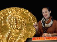Die erste Darstellung Christi auf einer Münze – gleich um die Ecke!