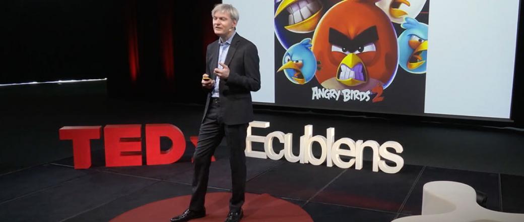 TED Talk: Die Kunst, ein Thema einfach und anschaulich zu erklären