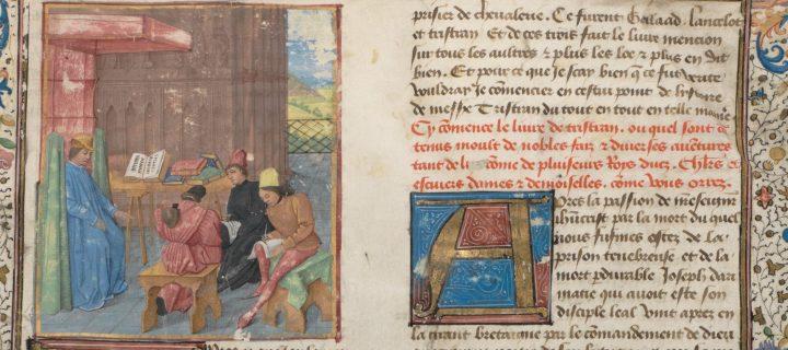 «Weltliteratur» im Mittelalter