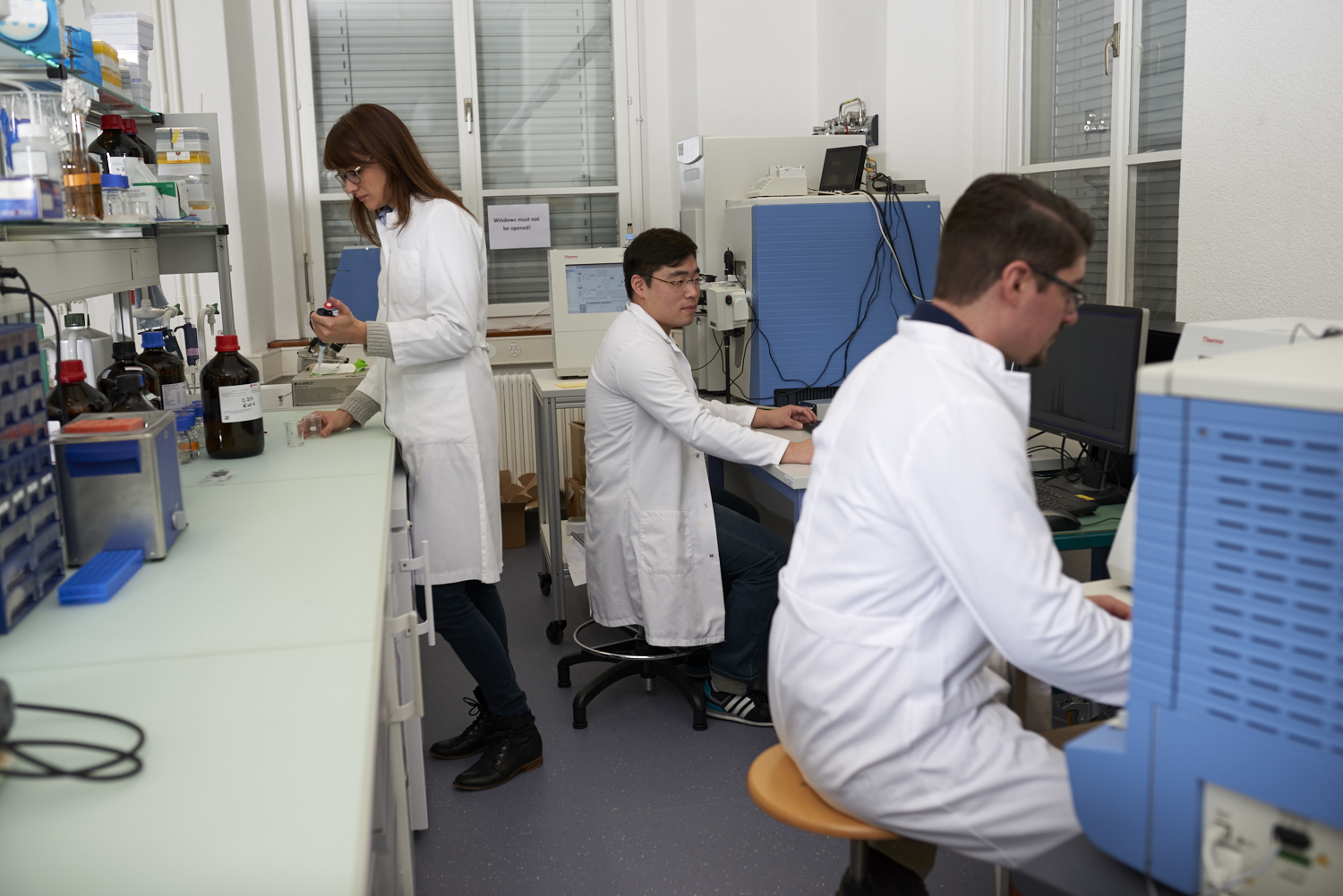 Mass Spec Room