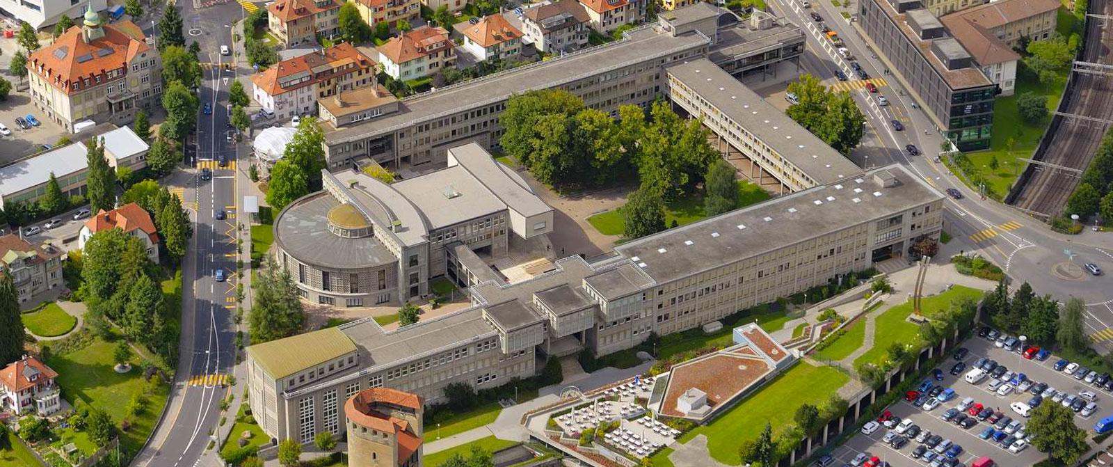 Home | Plans d\'accès / Ortsplan | Université de Fribourg